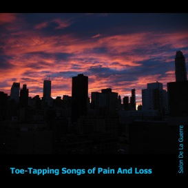 Toe-Tapping Songs Album Cover JPEG