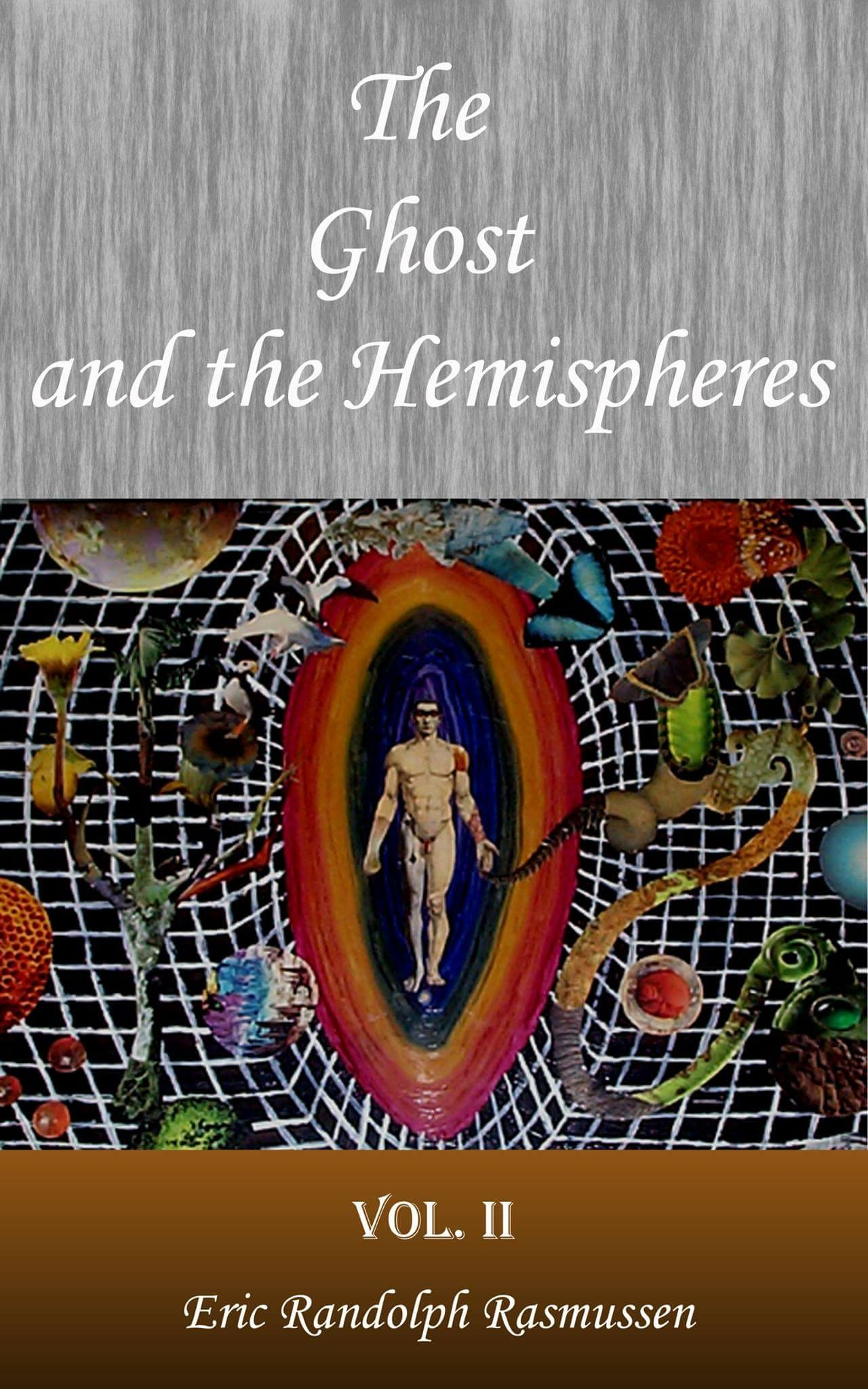 Ghost and Hemispheres Cover Vol. 2